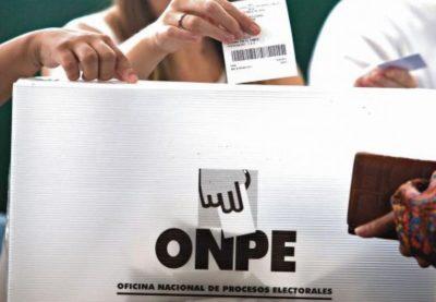 Próximas Elecciones 2020: Candidatos no podrán hacer publicidad en medios tradicionales